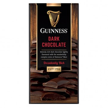 Guinness Dark Chocolate Solid Bar