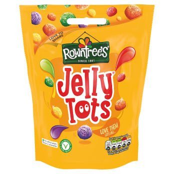 Rowntree Jelly Tots Pouch