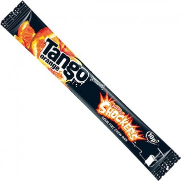 Tango Shockers Chew Bar - Orange