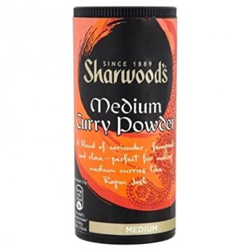 Sharwoods Medium Curry Powder