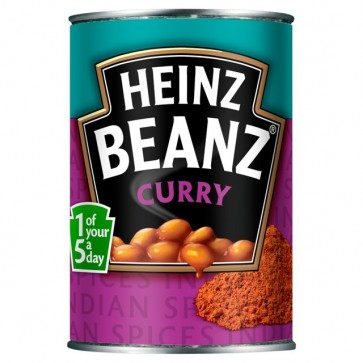 Heinz Beans in Curry Sauce
