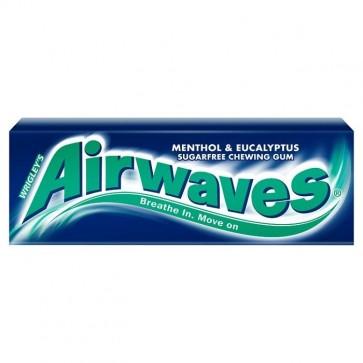 Airwaves Gum Menthol Eucalyptus