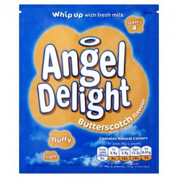 Birds Angel Delight - Butterscotch