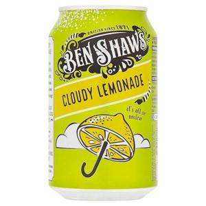 Ben Shaw Cloudy Lemonade Can