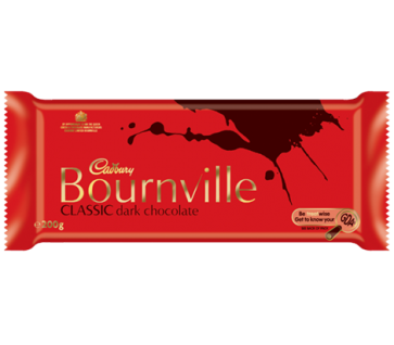 Cadbury Bournville Large