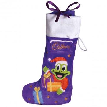 Cadbury Plush Stocking Selection Box