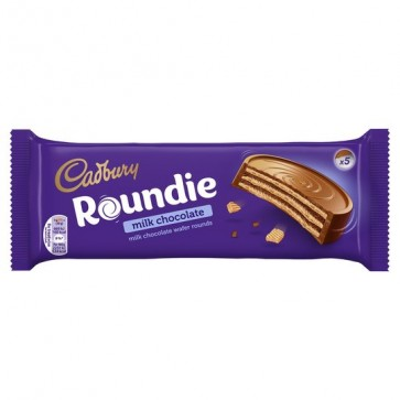 Cadbury Roundie Milk Chocolate Biscuits