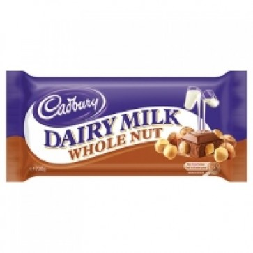 Cadbury Wholenut Large