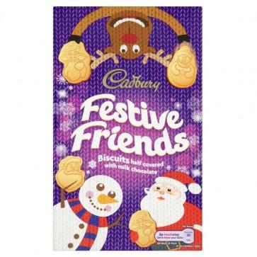 Cadbury Festive Friends Carton