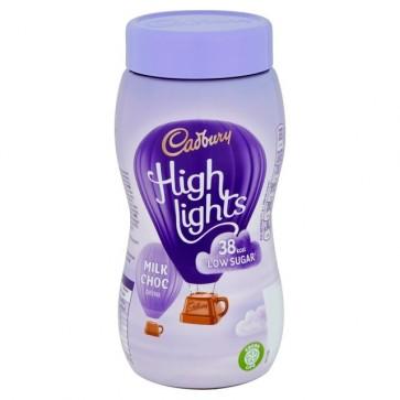 Cadbury Highlights Hot Chocolate Drink