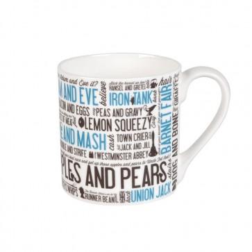 Cockney Rhyming Slang Mug