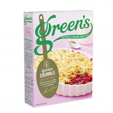Greens Crumble Mix