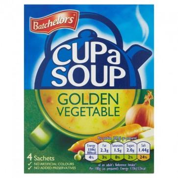 Batchelors Golden Vegetable Cup A Soup