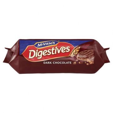 McVities Digestives Dark Chocolate