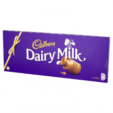 Cadbury Dairy Milk Giant Bar - 850g