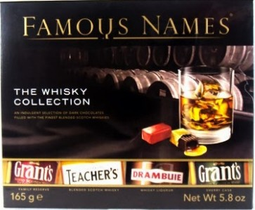 Famous Names Liqueurs - Whisky Collection
