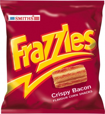 Walkers Frazzles Bacon Snack