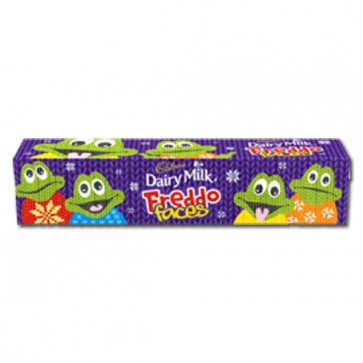 Cadbury Freddo Faces Festive Tube