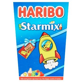 Haribo Starmix Carton - UK Version