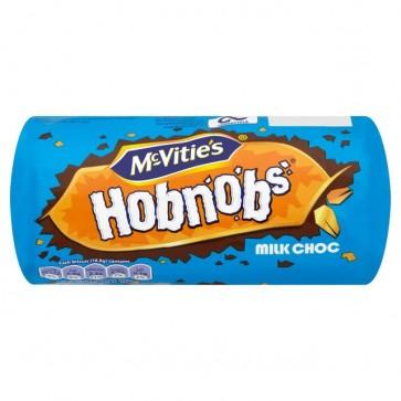 McVities Hob Nobs Milk Chocolate