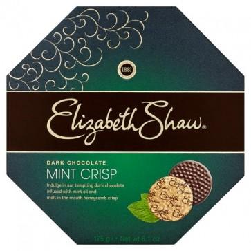 Elizabeth Shaw Dark Chocolate Mint Crisp