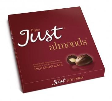 Paynes Just Almonds Milk Chocolate