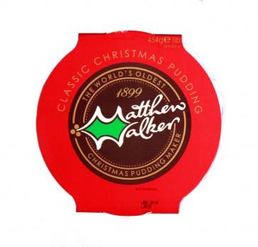 Matthew Walker Classic Christmas Pudding