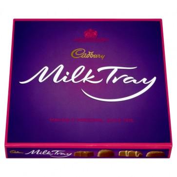 Cadbury Milk Tray Large