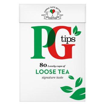 PG Tips Loose Tea - 80 Cups