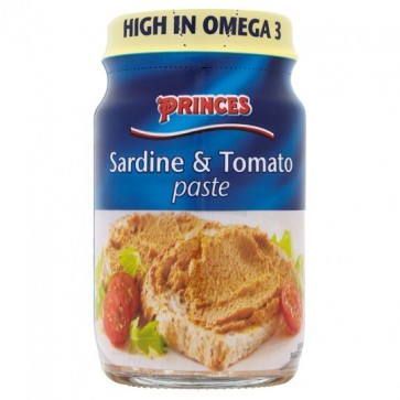 Princes Sardine Tomato Paste