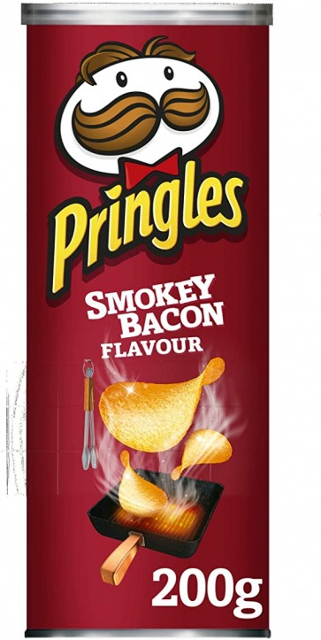 Pringles Smokey Bacon - UK Version