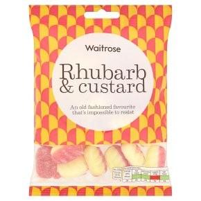 Rhubarb & Custard Bag - Waitrose
