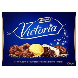 McVities Victoria Selection Carton