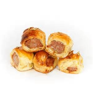 Sausage Roll Party Size - 12pk - PICK UP ONLY UNTIL FURTHER NOTICE