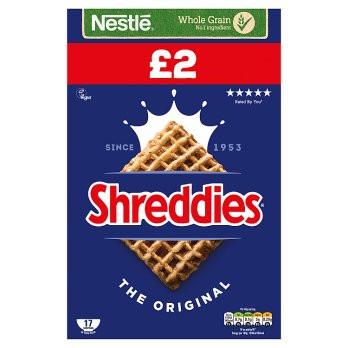 Nestle Shreddies