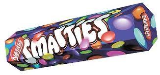 Nestle Smarties Tube - Standard