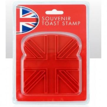Union Jack Toast Stamp