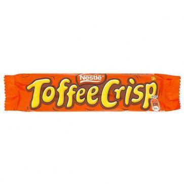Nestle Toffee Crisp Bar