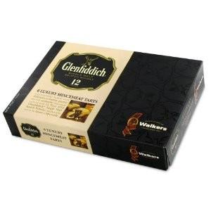 Walkers Luxury Glenfiddich Mince Pies