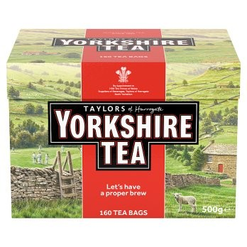 Yorkshire Tea Red Label -160 Bags