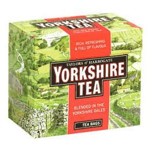 Yorkshire Tea Red - 80