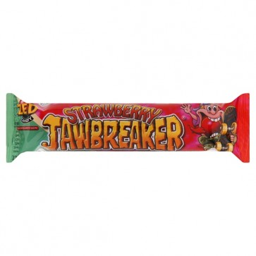 Zed Jawbreakers Strawberry
