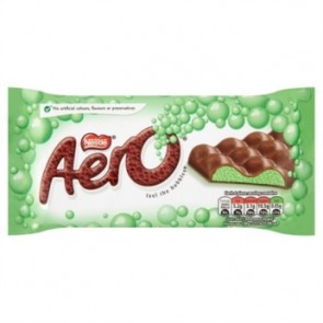 Nestle Aero Mint Large