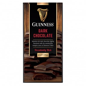 Guinness Dark Chocolate Solid Bar