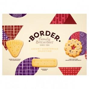 Border Scottish Shortbread Selection Carton