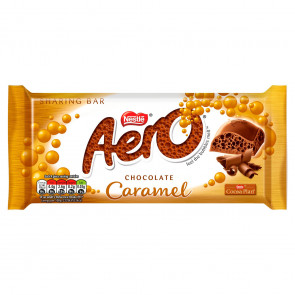 Nestle Aero Caramel Large