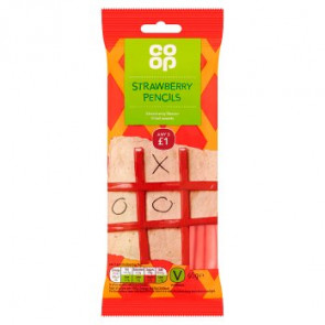 Co Op Strawberry Pencils