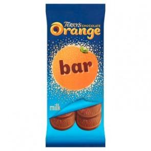 Terrys Milk Chocolate Orange Tablet