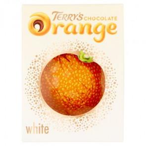 Terrys White Chocolate Orange