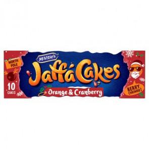 McVities Jaffa Cakes Orange & Cranberry